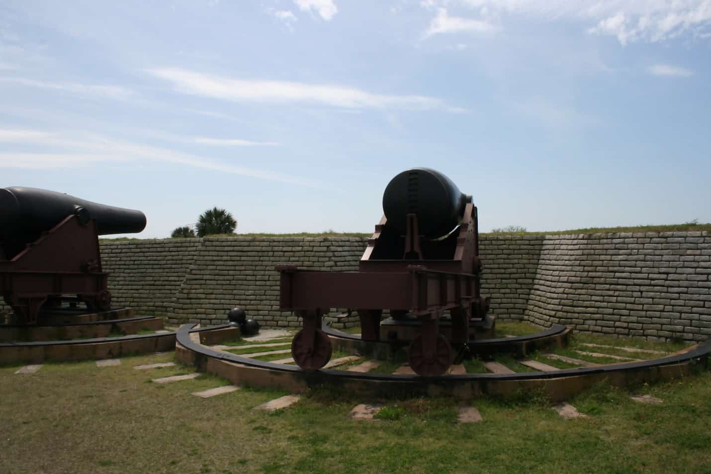 Fort Moultrie National Monument
