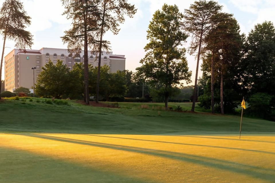 Embassy Suites Greenville Golf & Conference Center
